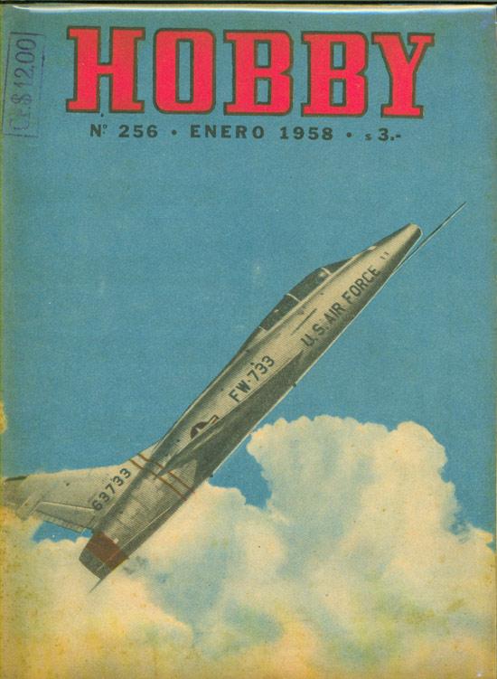 Hobby - Nº.256 - Enero 1958