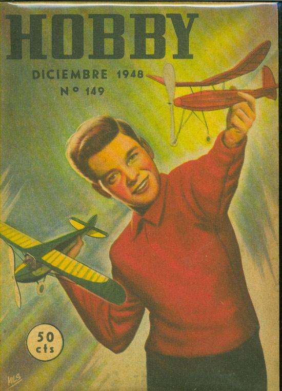 Hobby - Nº.149 - Diciembre 1948