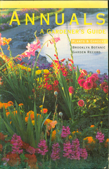 Annuals - A Gardener's Guide