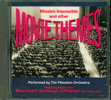 Mission Impossible and Other Movie Themes *importado*