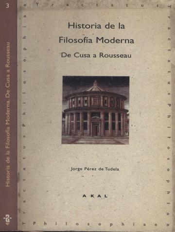 Historia de la Filosofia Moderna