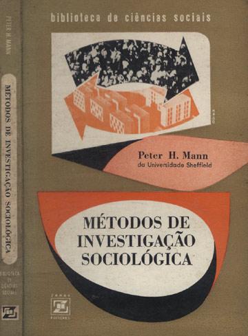 Métodos de Investigação Sociológica