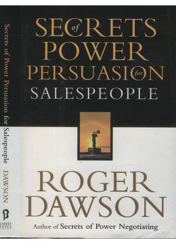Secrets of Power Persuation for Salespeople