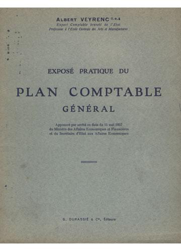 Exposé Pratique du Plan Comptable Général