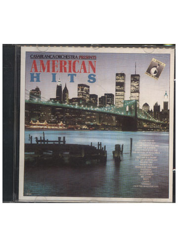 Casablanca Orchestra Presents American Hits