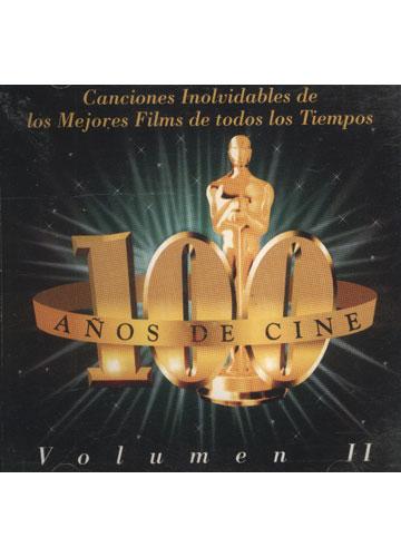 100 Años de Cine - Volumen 2 - London Studio Orchestra *importado made in Argentina*