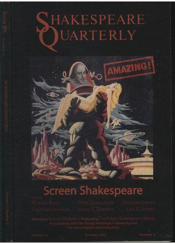 Shakespeare Quarterly - Volume 53 - Nº2