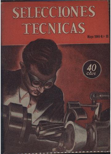 Selecciones Tecnicas - Mayo 1944 - Nº.10