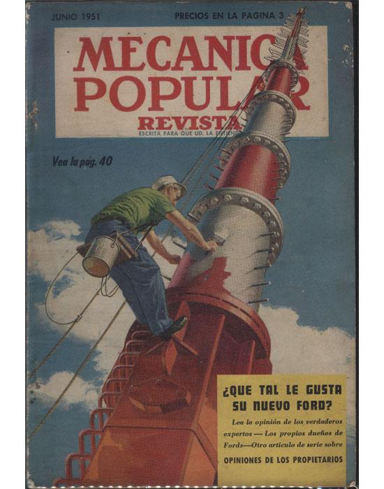 Mecanica Popular - Junio 1951