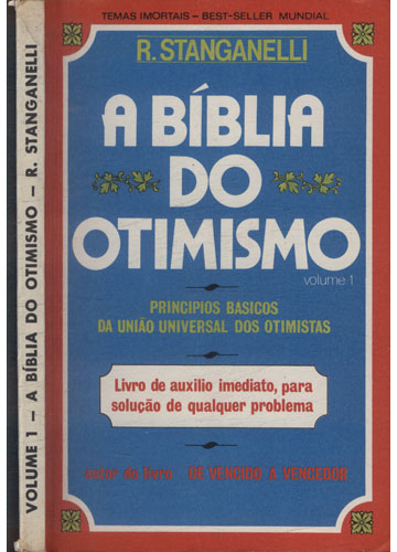 A Biblia do Otimismo - Volume 1
