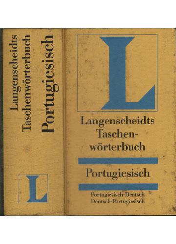 Langenscheidts Taschenwörterbuch - Portugiesisch