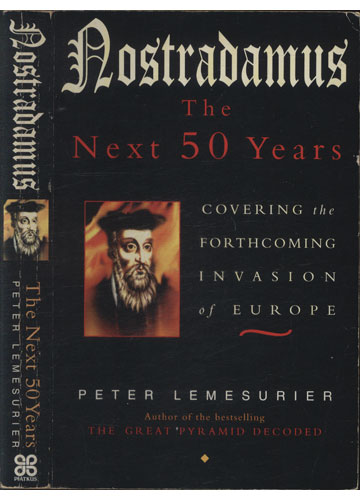 Nostradamus - The Next 50 Years