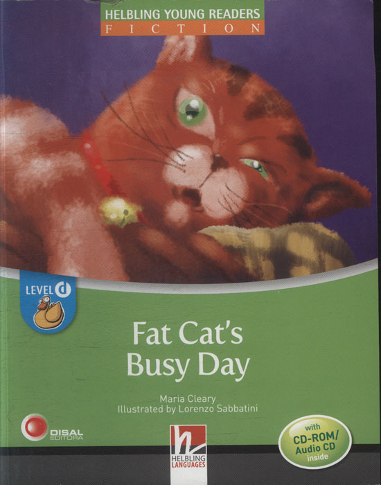 Fat Cat's Busy Day - Com CD