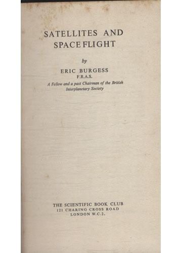 Satellites and Spaceflight