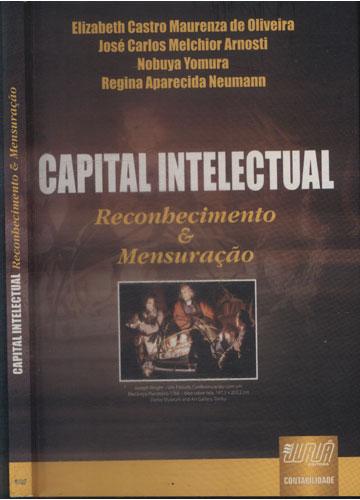 Capital Intelectual - Reconhecimento & Mensuração