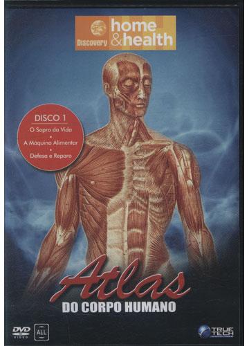 Atlas do Corpo Humano - Disco 1