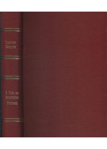 O Tupi na Geografia Nacional