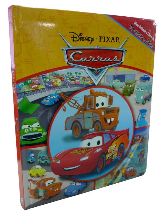 Carros - Disney - Pixar