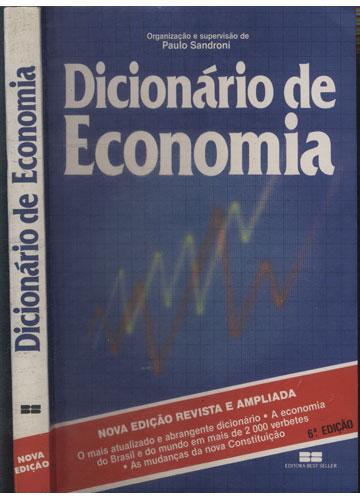 Dicionário de Economia