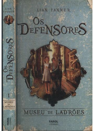 Os Defensores - Museu de Ladrões - Volume 1