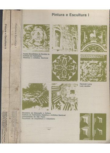 Pintura e Escultura - 2 Volumes
