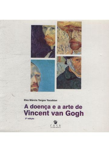 A Doença e a Arte de Vincent Van Gogh