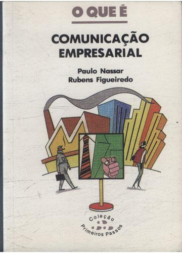 Comunicação Empresarial - O Que é Comunicação Empresarial