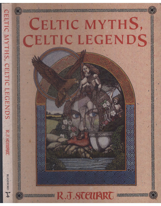 Celtic Myths - Celtic Legends
