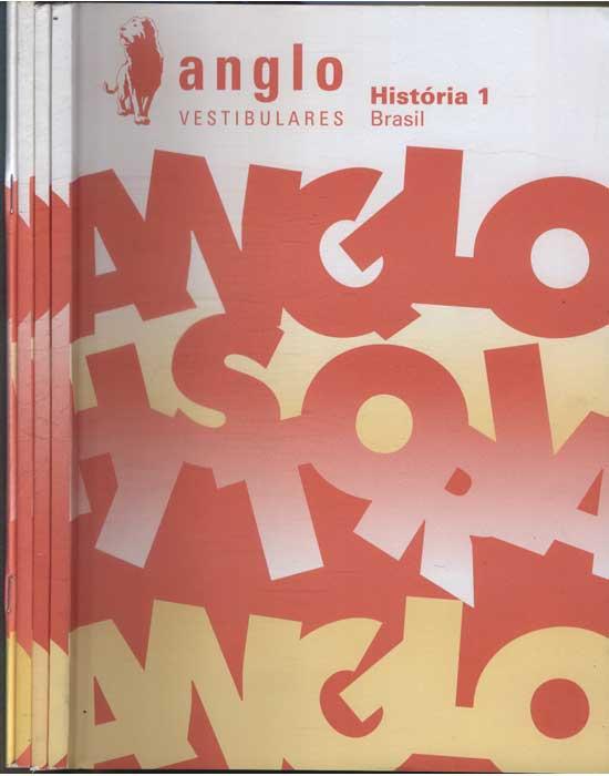 Anglo Vestibulares - História - 4 Volumes
