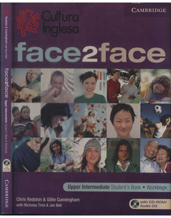 Face2Face - Upper Intermediate Student's Book - Workbook - Com CD