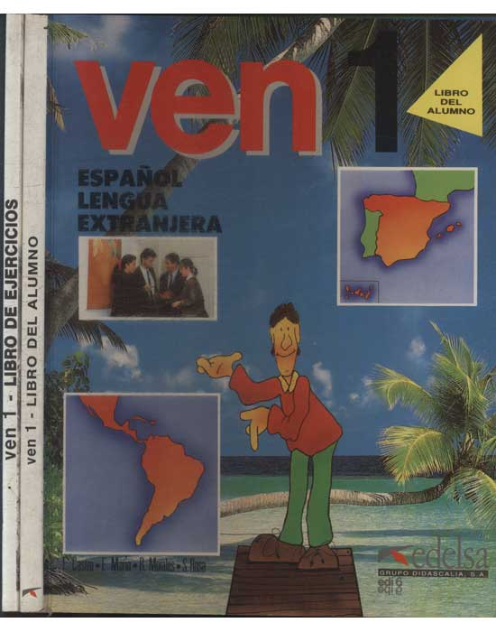 Ven - Livro 1 - Libro de Alumno + Libro de Ejercicios