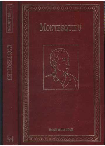 Montesquieu - Os Pensadores