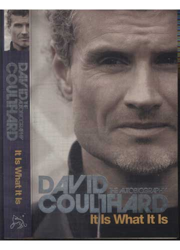 David Coulthard - It Is What It Is