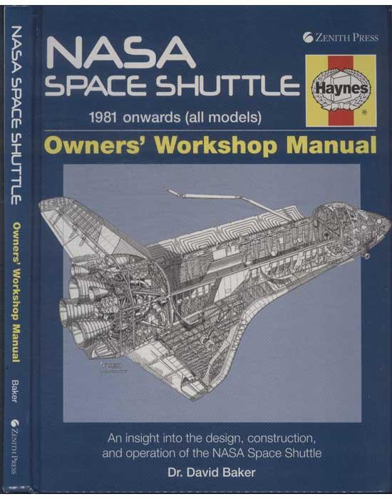 NASA Space Shuttle Owner's Workshop Manual
