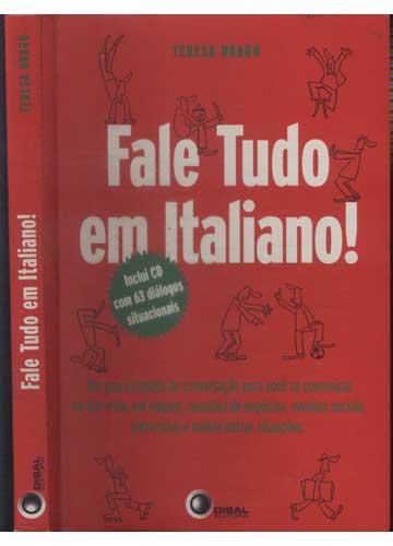 Fale Tudo em Italiano! - Sem CD
