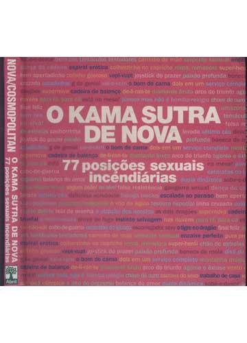 O Kama Sutra de Nova - 77 Posições Sexuais Incendiárias