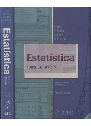 Estatistica teoria