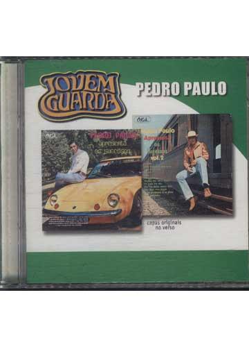 Jovem Guarda - Pedro Paulo Apresenta os Sucessos / Pedro Paulo Apresenta os Sucessos 2 *duplo*