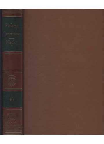 Britannica Great Books - Volume 16 - Ptolemy / Copernicus / Kepler