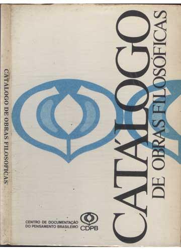Catálogo de Obras Filosóficas
