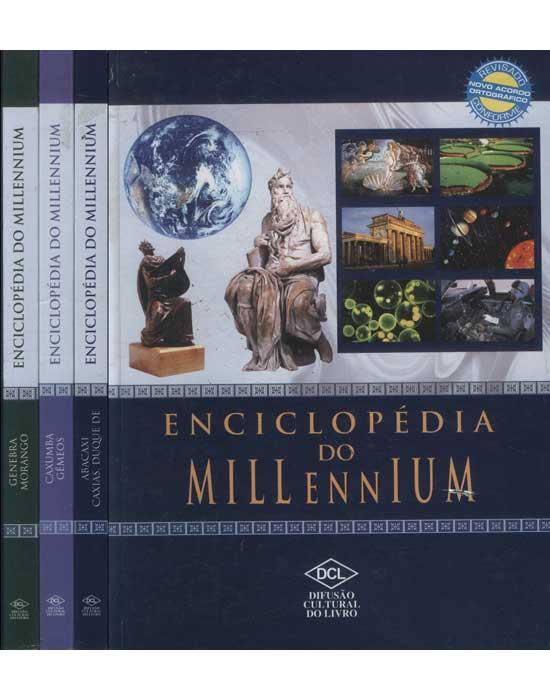 Enciclopédia do Millennium - 3 Volumes