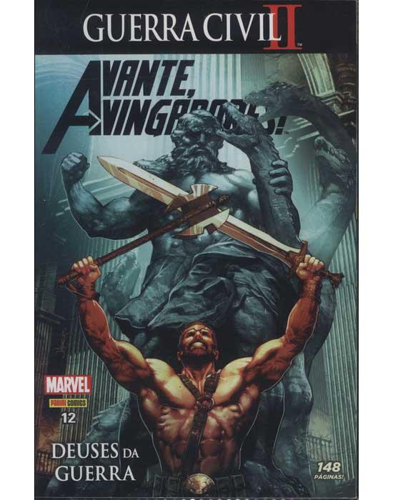 Avante Vingadores - Nº.12