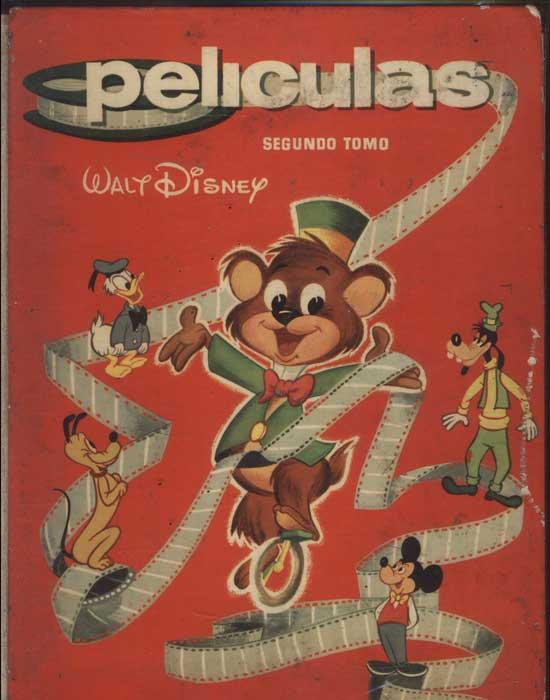 Peliculas - Segundo Tomo (em espanhol)