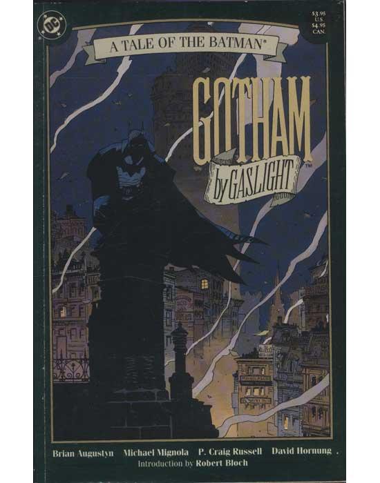 A Tale of the Batman - Gotham by Gaslight