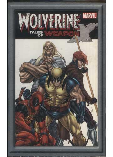 Wolverine - Tales of Weapon X (em inglês)