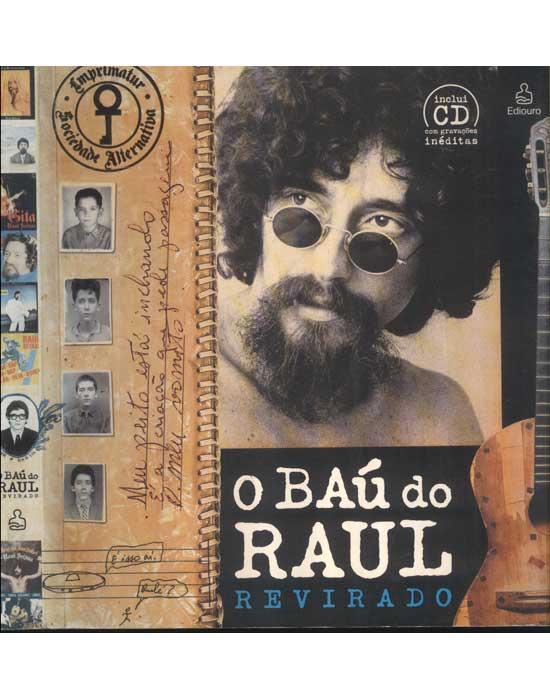 O Baú do Raul Revirado - sem Cd
