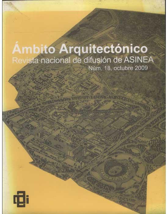 Ámbito Arquitetónico - Revista Nacional de Difusión de ASINEA - Número 18 - Octubre 2009
