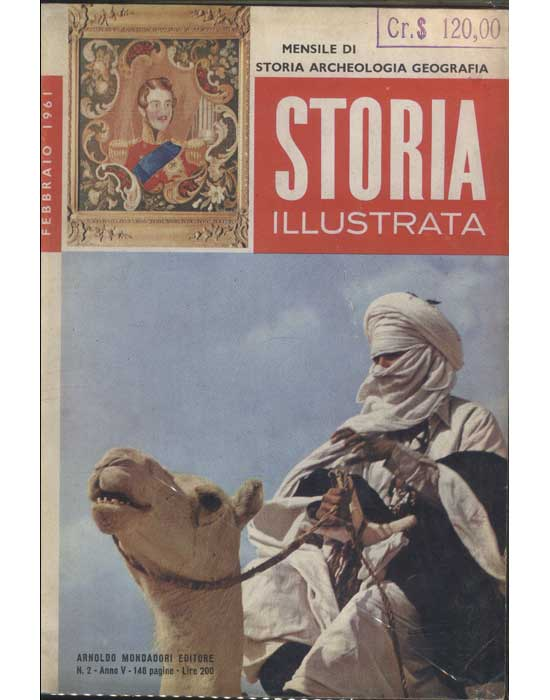 Storia Illustrata - 1961 - N°.2 - Anno V
