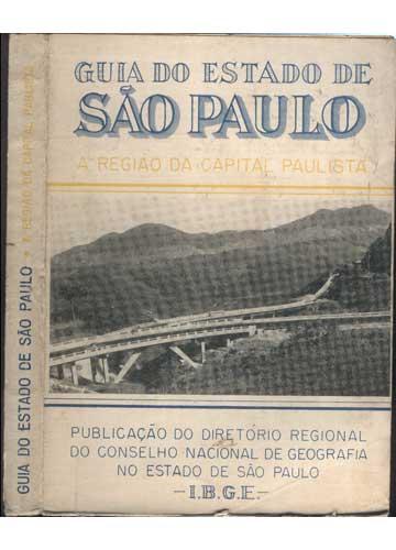 Guia do Estado de São Paulo -  A Região da Capital Paulista