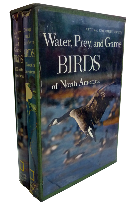 Song and Garden Birds of North America - 2 Volumes